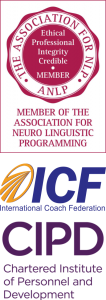 Fiona Stimson a member of the International Coaching Federation (ICF), The Association for Neuro-Linguistic Programming (ANLP) and holds Affiliate Membership with Chartered Institute of Personnel & Development (CIPD).